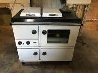 Stanley Super Star 60 oil fires range cooker