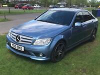 Mercedes - Benz C Class 2.1 C220 BlueEfficiency Sport 4dr. Offers welcome.