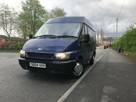 ford transit 67000 mileage