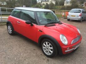 Mini Cooper With Chilli Pack, Just Been Mot'd With No Advisories