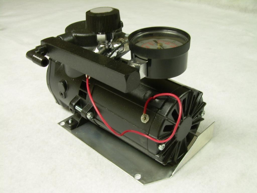 12vdc Vacuum Pump Or Compressor Thomas 107 Diaphragm 12