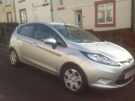 Ford Fiesta Style + , reduced price, great condition, June MOT and service, 72000 miles