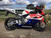 Honda CBR1000RR Fireblade HRC10k miles excellent condition