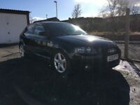 2008 Audi A3 2.0tdi swap/px for Subaru or nice jap car