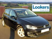 Volkswagen Golf MATCH EDITION TSI BMT (black) 2017-01-27