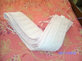 Large Cot Bed Bumper