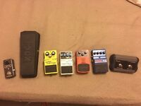 Guitar Effects Individual Or Bundle