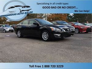 2014 Nissan Altima 2.5 Great Value and priced to sell, Financing