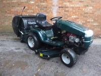 Hayter ST42 18 HP Ride on Mower / Paddock / Field tow tractor