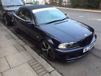 2002 - BMW 325 Ci CONVERTIBLE - NO OFFERS – ON PRIVATE PLATE