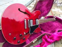 1997 Gibson ES-335 Heritage Cherry USA
