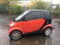 Smart Car City Coupe - Fresh MOT/Service History!