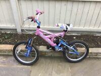 Girl's 16 inch bike for free