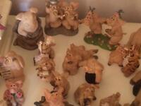 Pigging ornaments