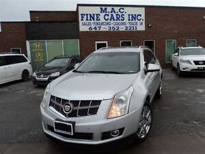 2010 Cadillac SRX 2.8T - AWD - NAVIGATION - DVD - PANO ROOF