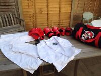 Taekwondo Starter Kit