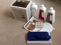 Karndean floor care cleaning kit (New)