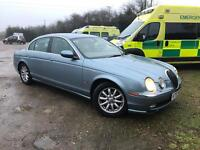 Jaguar s Type 2.5 v6