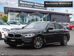2017 BMW 530i X-DRIVE M-SPORT PKG |NAV|CAMERA|HEADSUP|WARRANTY