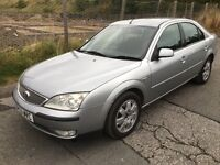 Mot till may 2017.automatic diesel ford Mondeo silver 2.0 litre