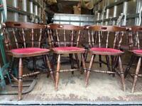 Pub chairs&stable