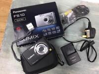 Panasonic FS10 LUMIX .