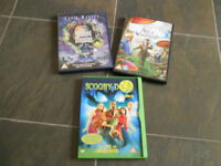 3 DVDs Alice in Wonderland The Haunted Mansion and Scooby Do