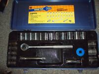 Socket set by Grafter