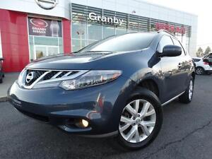 2013 Nissan Murano SL/AWD/CUIR/TOIT PANORAMIQUE