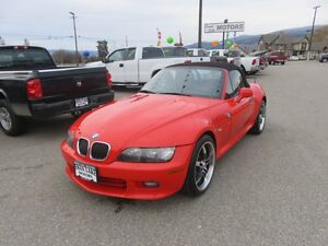 2001 BMW Z3 Series 3.0i - Leather Interior