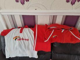 Official rainbows uniform