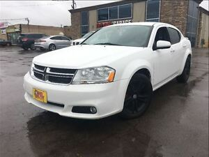 2011 Dodge Avenger SXT MAINSTREET HEATED FRONT SEATS & EXT MIRRO