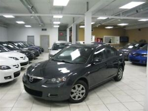 2007 Mazda MAZDA3 AUTO!LOADED!FULLY CERTIFIED!@NO EXTRA CHARGE!