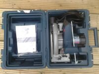 Bosch Professional GKS190 Circular Saw Boxed with Manual, Good Condition