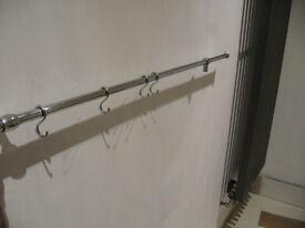 REDUCED Magnet Kitchen/Towel Rails