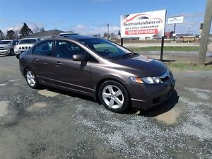 2010 Honda Civic SPORT! ROOF!! AUTO! CERTIFIED!
