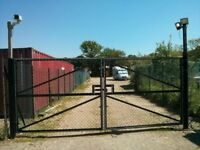 Light Industrial Compound In Essex- small and large compounds avalible