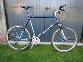 1992 CANNONDALE M2000 MOUNTAIN BIKE