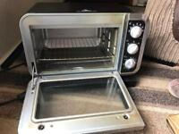 Swan electric oven