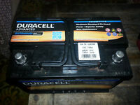 CAR BATTERY 12V 680A(EN)/740A(SAE) DURACELL ADVANCED Brand New!