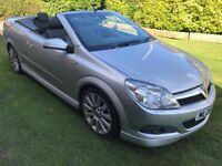 Fabulous Value 2009 Astra Twintop Cabriolet Exclusive Black Edition 66000 Miles Only! SEPT 2018 MOT!