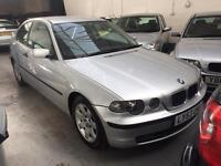 Bmw 318TI Compact Perfect working order 12 Months Mot Very clean