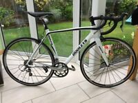 54cm Carbon Fibre Road Bike - Dooleys Cycles Custom Built