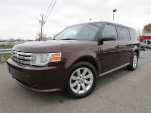 2010 Ford Flex SE 7 PASSAGERS A/C BLUETOOTH CRUISE!!!!