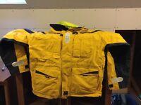 New Sailing XM ocean waterproof jackets