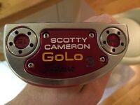 "Scotty Cameron Golo 3 putter 34"""