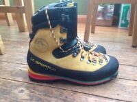 La Sportiva Nepal Extreem B3 mountaineering boots for sale  Burntwood, Staffordshire