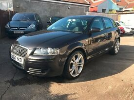 Audi A3 1.9 TDI Special Edition Sportback 5dr for sale - New MOT / Packed with extras
