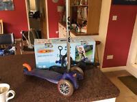 Mini micro 3 in 1 scooter