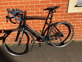 Merida Ride 300 Black Mens 59cm Road Bike Available With Delivery
